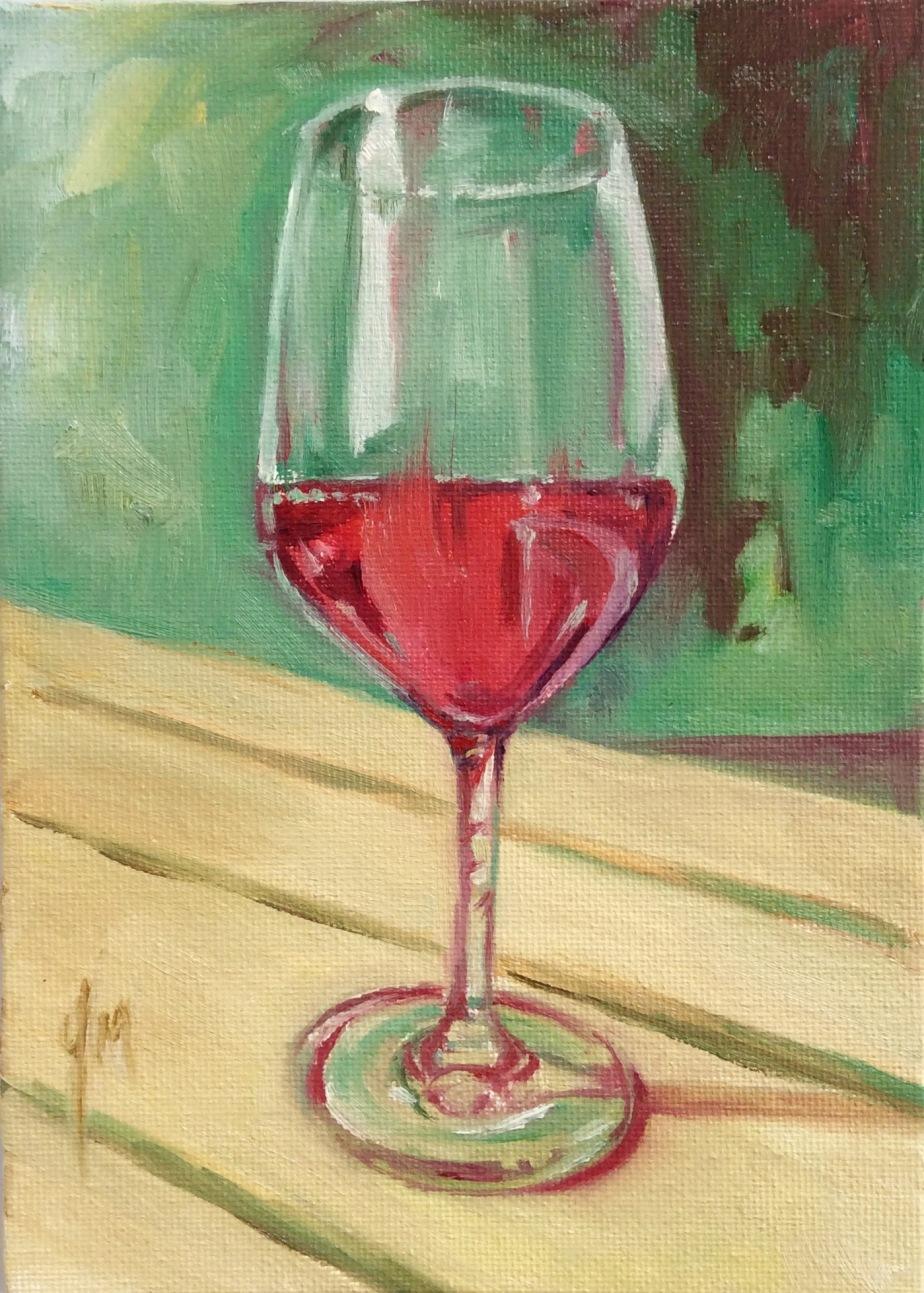 #6 A Glass ofCab
