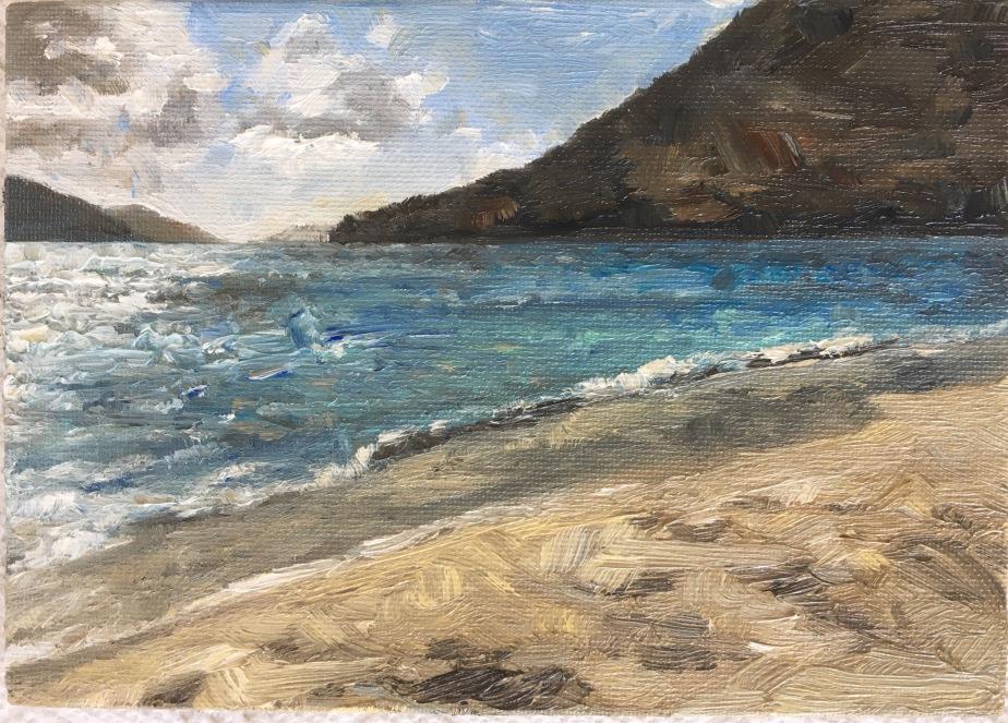Beach Scene (1)