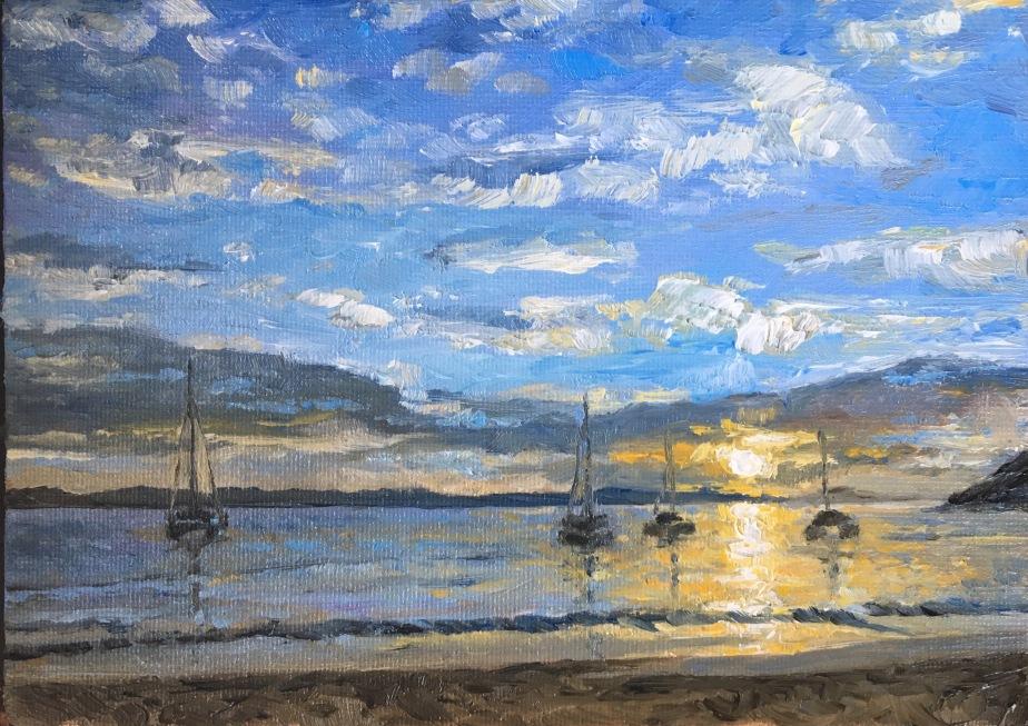 Beach Scene (2)