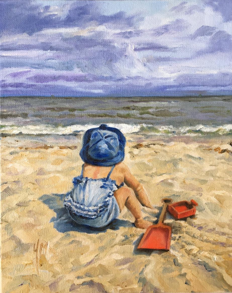 Beach Scene (4)