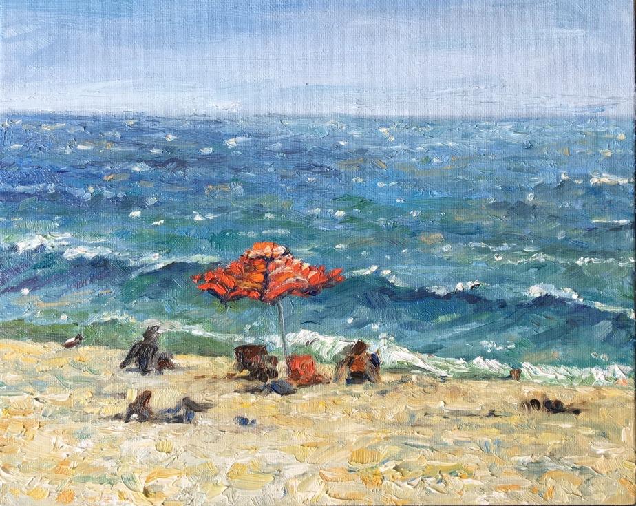 Beach Scene (6)
