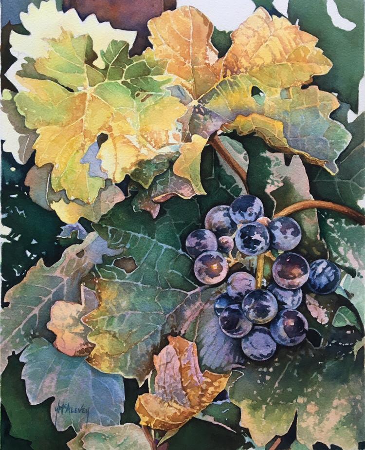 """In the Vineyard"""